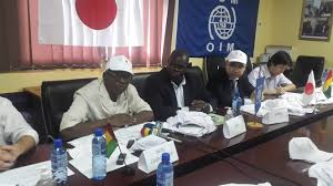 japan supports iom u0027s ebola prevention activities among migrants