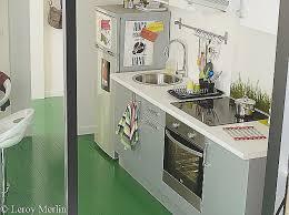 mini cuisine pour studio cuisiniere induction inox pour idees de deco de cuisine