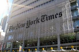 the new york times publishes new york times publisher of darren wilson s address now asking for