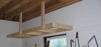 Garage Ceiling Storage Systems by Garage Ceiling Storage Pulley System Storage Decorations