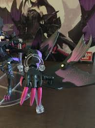 Kgis Maps Got My Armor Girls Project Gore Magala Figure A Really Cool Mix