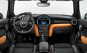 Mini Morris Interior Mini U0027s Latest Special Edition Is Barely More Than A Badge Car