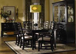 set dining room table black dining room table set 28 images black dining room table