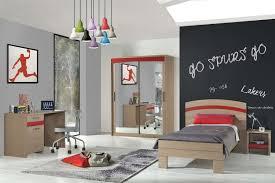 chambre ado contemporaine meubleco best coucher dormir boiscoration dado dadolescent chambre
