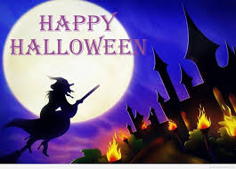 happy halloween day wallpapers hd wishes