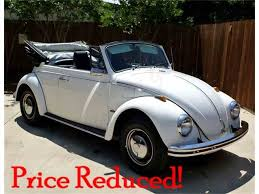 gold volkswagen beetle 1970 volkswagen beetle for sale on classiccars com