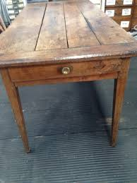French Provincial Table Antique French Provincial Table French Antiques Melbourne