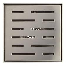 effendi square shower drain bathroom