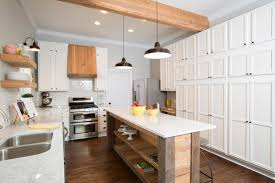 renovated kitchen ideas amazing before and after kitchen remodels hgtv