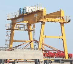 piipl india cranes india gantry jib stacker abus goliath