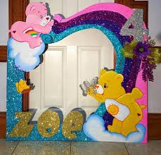Gummy Bear Decorations Care Bears Party Supplies Care Bears Birthday Party City