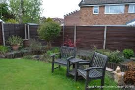 Suburban Backyard Landscaping Ideas by David Keegans Garden Design Blog A Small Suburban Back Garden In