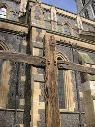 Old Rugged Cross File 003 Southwark Cathedral The Old Rugged Cross Jpg Wikimedia