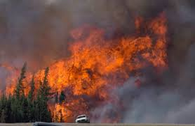 Alberta Wildfire Zones by A Year After Fort Mcmurray Experts Warn More Needed To Deal With