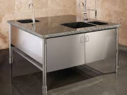 stainless steel movable kitchen island movable kitchen islands with seating