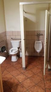 Urinal Partition Did You Install The Urinal And Toilet Funny