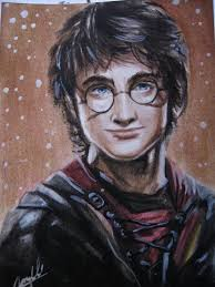 harry potter sketch card by amelie ami chan on deviantart