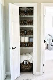 linen closet a simple organized linen closet clean mama