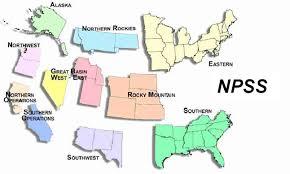 geographic area coordination center gacc website template