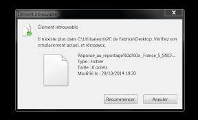 supprimer icone bureau icône sur bureau impossible à supprimer