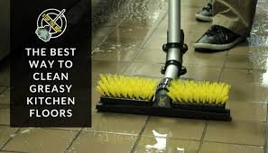 Best Kitchen Floor Cleaner by The Best Way To Clean Greasy Kitchen Floors Kaivac U2013 Stop The Mop
