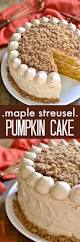 cake recipes for thanksgiving maple streusel pumpkin cake recipe trees groom cake and