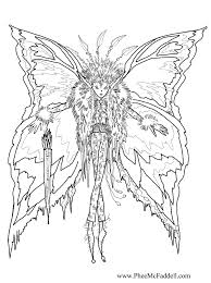 fairies adults printable coloring pages coloring