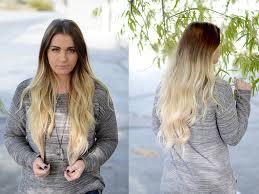 owner of bellami hair extentions bellami hair urban ombré a fashion blog