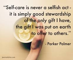 Counselor Self Care Tips Self Care Is Not Selfish Compassion In Balance
