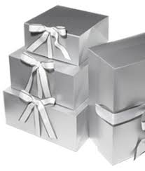 metallic gift box nordstrom gift boxes search gift boxes