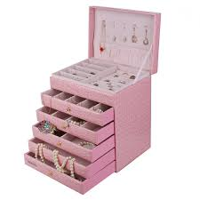 girl jewelry box personalized white jewelry box caymancode