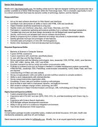Web Developer Responsibilities Resume 3 Years Testing Experience Resume Free Resume Example And