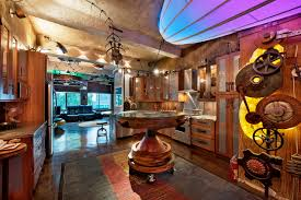 steampunk kitchen zeppelin mooring the treehouse pinterest