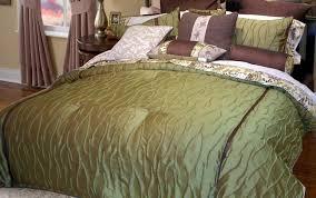 Green Matelasse Coverlet Horses Bedspread Decorlinen Com