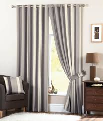 Grey And White Striped Curtains Innovation Design Grey And White Striped Curtains Brockhurststud