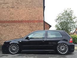 mk4 golf r32 show car air ride airlift standard wheels in
