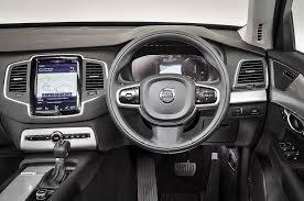 Volvo Suv Interior Volvo Xc90 Interior Autocar