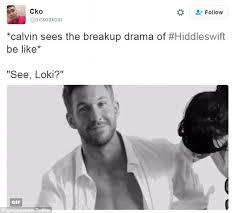 Breaking Up Meme - the internet creates hilarious memes mocking taylor swift and tom