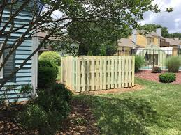 Trash House Trash Enclosure Fences My Charlotte Fence