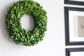 boxwood wreaths small boxwood wreath the wood grain cottage shop