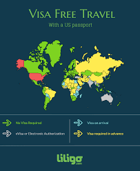 where can you travel without a passport images Where to travel visa free with a us passport png