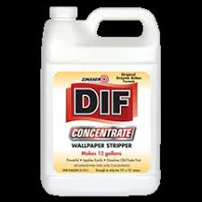 zinsser dif liquid concentrate wallpaper stripper product page