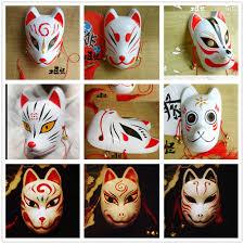 halloween anime pics japanese anime manga movie cosplay halloween fox mask kitsune hand