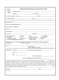 hiring and paying an independent contractor form for taxes