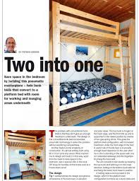 Convertible Crib Plans by Convertible Bunk Bed Plans U2022 Woodarchivist