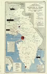 Map Of Venice Friuli Venezia Giulia Italy 1921 1945 American Geographical