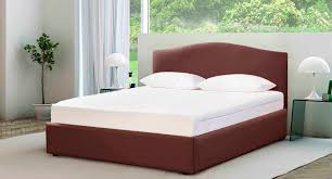 Tempur Ottoman Beds by Double Bed Traditional Linen Upholstered Arc Tempur Sealy