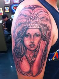 queen of inca chicano tattoo best tattoo ideas gallery
