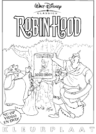 kids n fun com 13 coloring pages of robin hood
