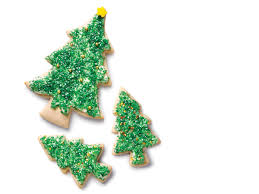 Decorated Christmas Tree Sugar Cookies by Soft Sugar Cookie Trees Southern Living